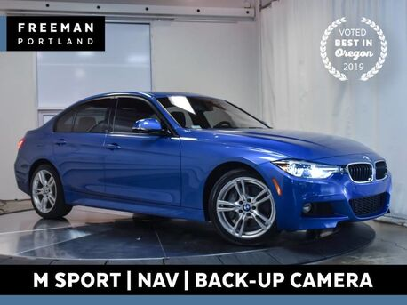 2016_BMW_340i_xDrive M Sport Nav Heated Seats Back-Up Camera_ Portland OR
