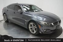BMW 4 Series 428i Gran Coupe LUXURY LINE,DRVR ASST,HEADS UP 2016