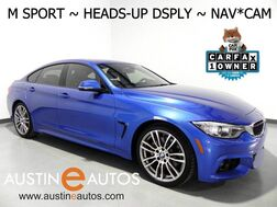 2016_BMW_4 Series 428i Gran Coupe_*M SPORT, HEADS-UP DISPLAY, NAVIGATION, BACKUP-CAMERA, HARMAN/KARDON, MOONROOF, LEATHER, HEATED SEATS, COMFORT ACCESS, BLUETOOTH_ Round Rock TX