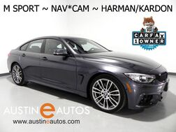 2016_BMW_4 Series 428i Gran Coupe_*M SPORT, NAVIGATION, TOP/SIDE/REAR CAMERAS, HARMAN/KARDON, DAKOTA LEATHER, MOONROOF, HEATED SEATS, BLUETOOTH PHONE & AUDIO_ Round Rock TX