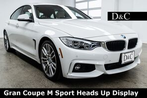 2016_BMW_4 Series_428i Gran Coupe M Sport Heads Up Display_ Portland OR