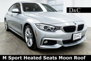 2016_BMW_4 Series_428i Gran Coupe M Sport Heated Seats Moon Roof_ Portland OR
