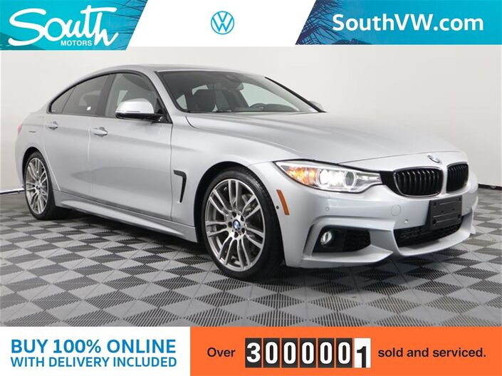 2016 BMW 4 Series 428i Gran Coupe Miami FL