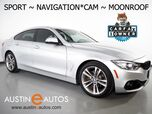 2016 BMW 4 Series 428i Gran Coupe *SPORT LINE, NAVIGATION, BACKUP-CAMERA, MOONROOF, HEATED SEATS, POWER REAR HATCH, BLUETOOTH PHONE & AUDIO