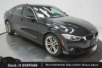 BMW 4 Series 428i Gran Coupe SPORT LINE,DRVR ASST+,HEADS UP 2016