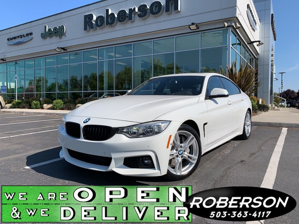 2016 BMW 4 Series 428i Gran Coupe WBA4A9C51GGL89160