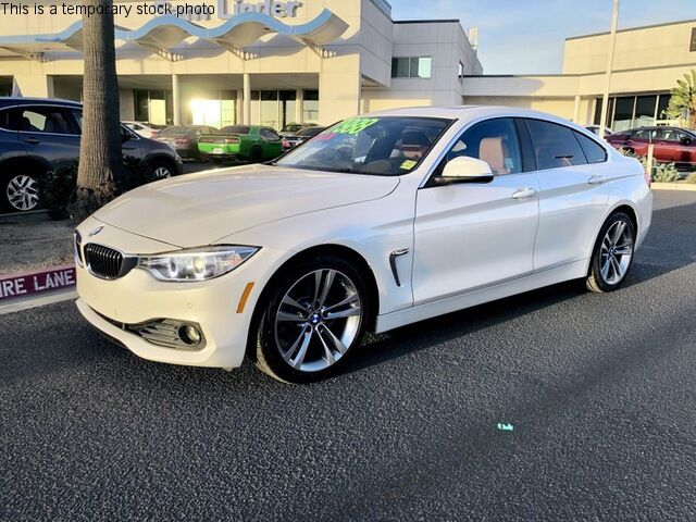 2016 BMW 4 Series 428i Gran Coupe Salinas CA