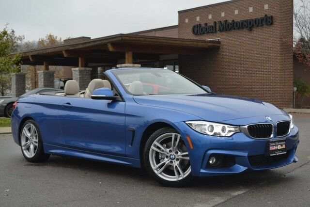 2016 BMW 4 Series 428i/Hardtop Convertible/M Sport Pkg/Navigation/Heated Leather/ Bluetooth&Bluetooth Audio/34 MPG/Very Sporty! Nashville TN