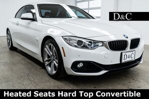 2016_BMW_4 Series_428i Heated Seats Hard Top Convertible_ Portland OR