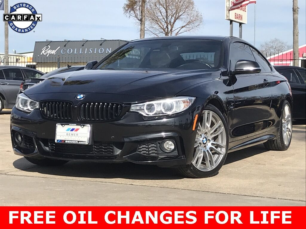 2016_BMW_4 Series_428i_ Houston TX