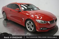 BMW 4 Series 428i LUXURY,DRVR ASST,AV,CAM,SUNROOF,HID LIGHTS 2016