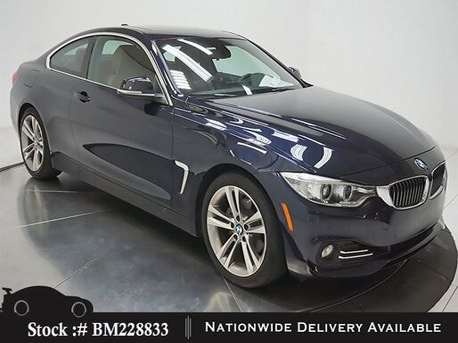 2016_BMW_4 Series_428i LUXURY,DRVR ASST,NAV,CAM,SUNROOF,HEADS UP_ Plano TX