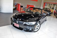 2016 BMW 4 Series 428i M Sport Navigation Driving Assistance Package Saddle Brown Leather Side Top View Camera Heated Front Seats Harmon Kardon