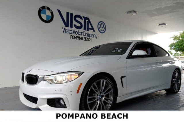 2016 BMW 4 Series 428i Pompano Beach FL