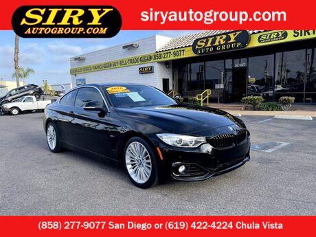 2016 BMW 4 Series 428i San Diego CA