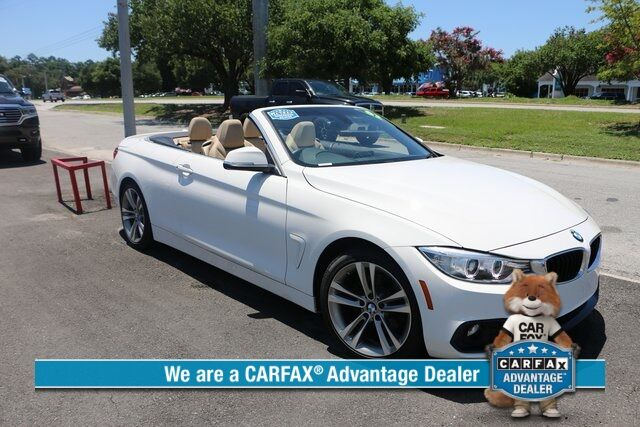 2016 BMW 4 Series 428i Savannah GA