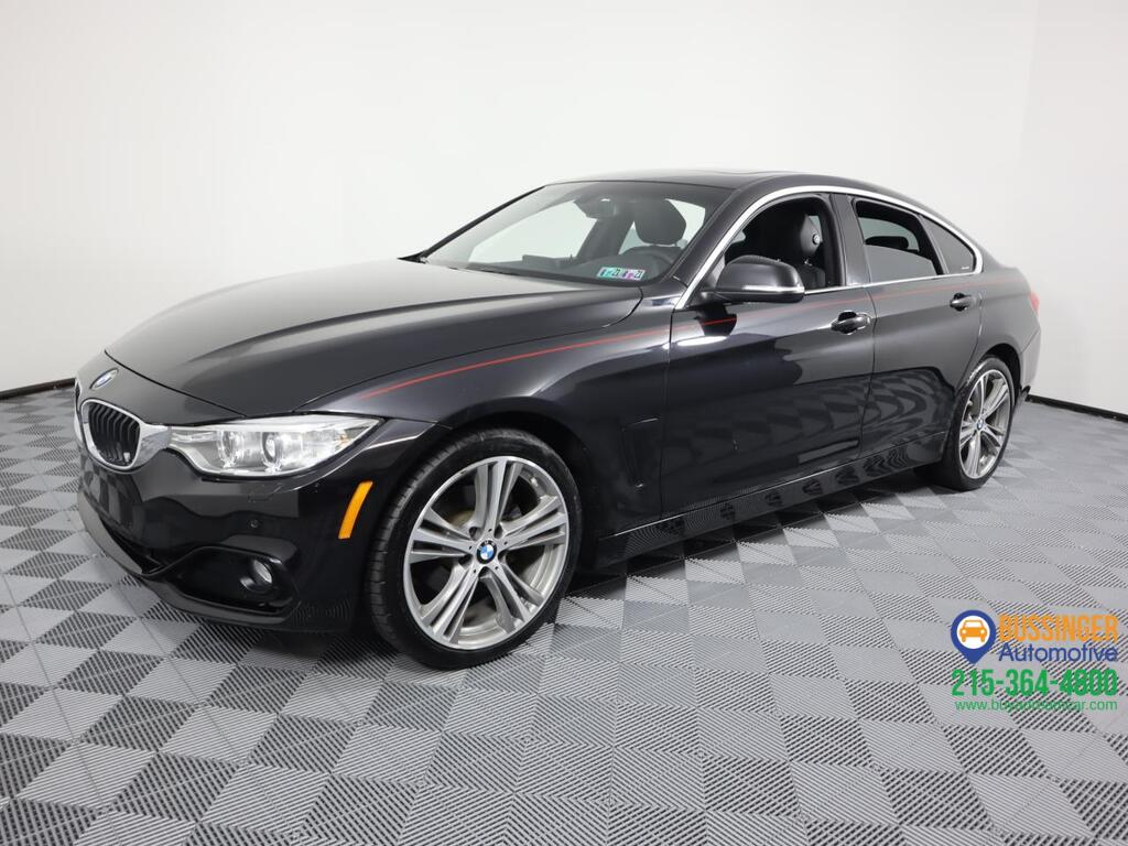 2016 BMW 4 Series 428i xDrive - Gran Coupe - All Wheel Drive Feasterville PA