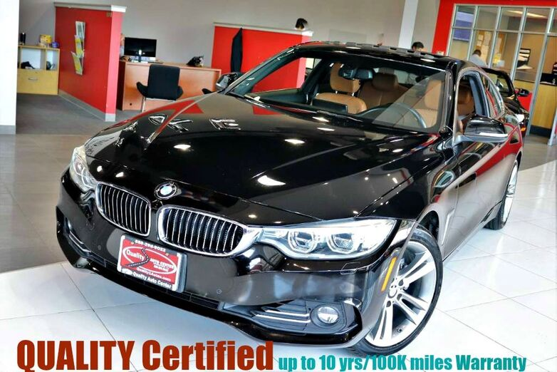2016 BMW 4 Series 428i xDrive 2Dr Coupe Springfield NJ