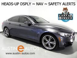 2016_BMW_4 Series 428i xDrive AWD Gran Coupe_*SPORT, NAVIGATION, HEADS-UP DISPLAY, BLIND SPOT ALERT, DRIVING ASSISTANT, SIDE/TOP/REAR CAMERAS, COLD WEATHER PKG, HARMAN/KARDON, BLUETOOTH_ Round Rock TX