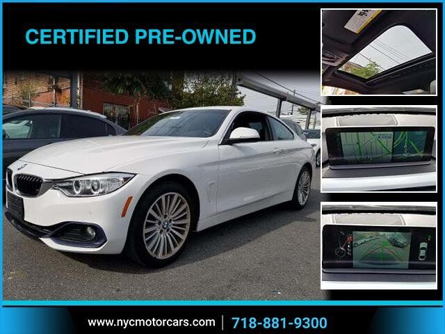 2016 BMW 4 Series 428i xDrive Bronx NY