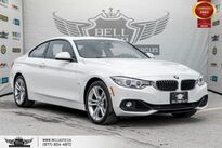 BMW 4 Series 428i xDrive, COUPE, NAVI, BACK-UP CAM, LANE DEP 2016