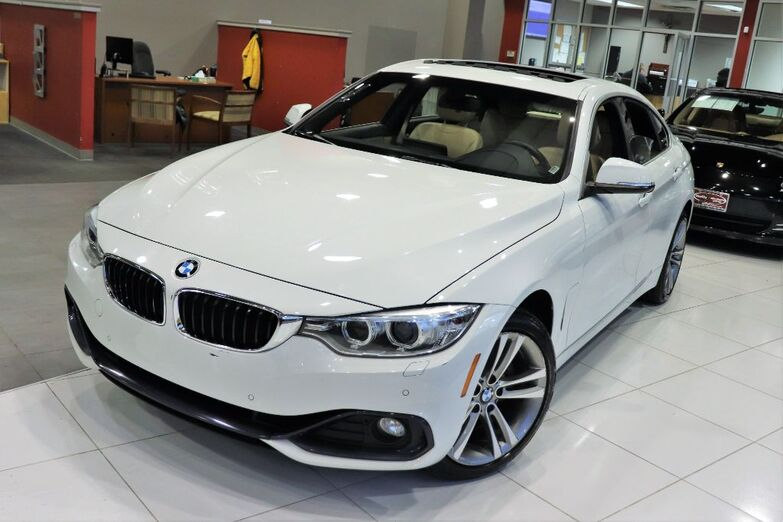 2016 BMW 4 Series 428i xDrive Cold Weather Driving Assistance Navigation Package Sunroof Backup Camera 1 Owner Springfield NJ
