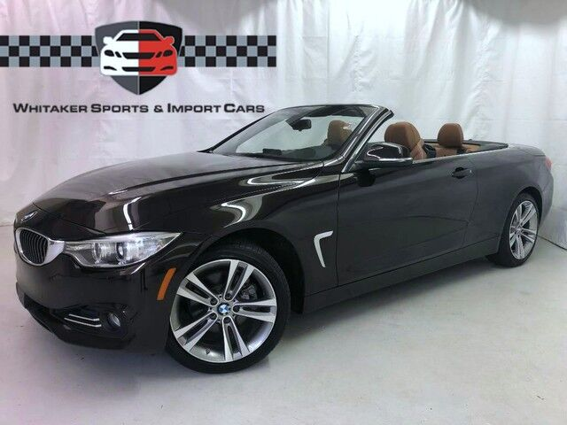 2016 BMW 4 Series 428i xDrive Convertible Adaptive Cruise Maplewood MN