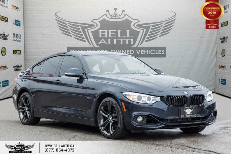 2016 BMW 4 Series 428i xDrive, GRAN COUPE, AWD, NAVI, BLINDSPOT, BACK-UP CAM Toronto ON