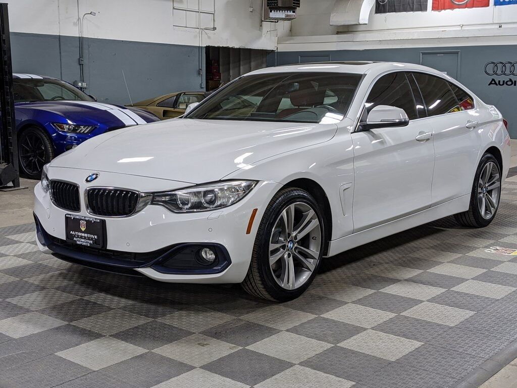 2016 BMW 4 Series 428i xDrive Gran Coupe Denver CO