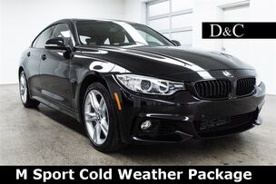 2016 BMW 4 Series 428i xDrive Gran Coupe M Sport Cold Weather Package