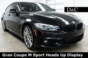 2016_BMW_4 Series_428i xDrive Gran Coupe M Sport Heads Up Display_ Portland OR