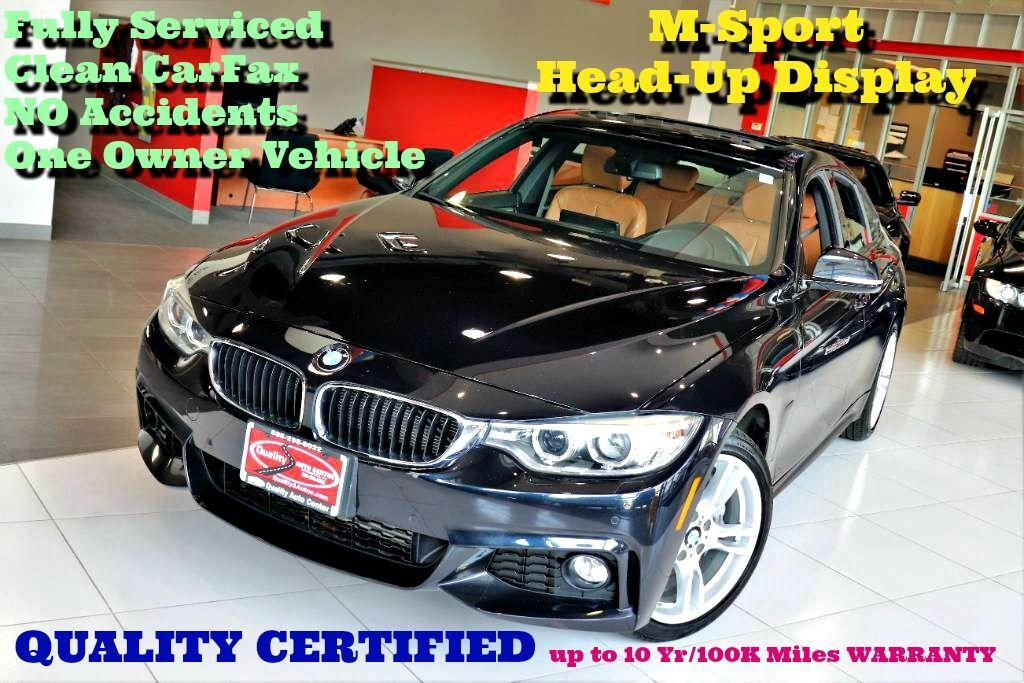 2016 BMW 4 Series 428i xDrive Gran-Coupe M-Sport Package Springfield NJ