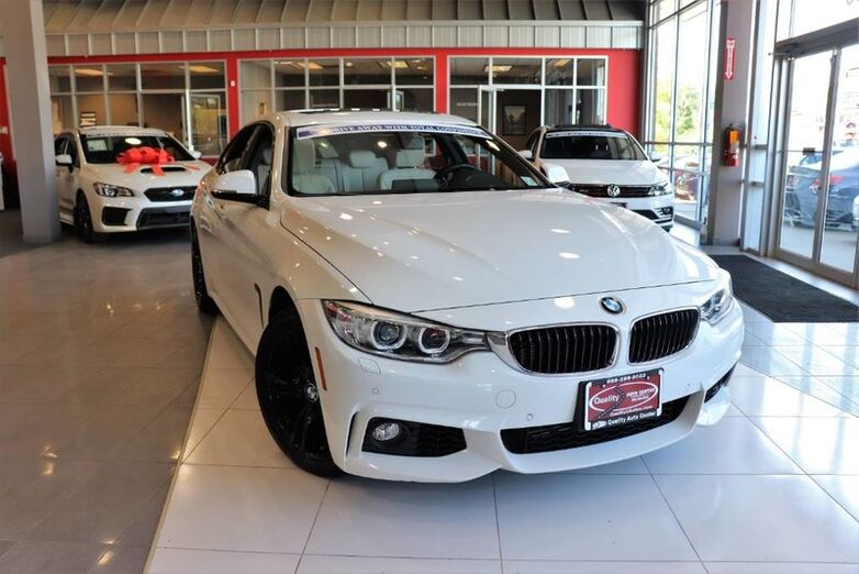 2016 BMW 4 Series 428i xDrive M-Sport Package Springfield NJ