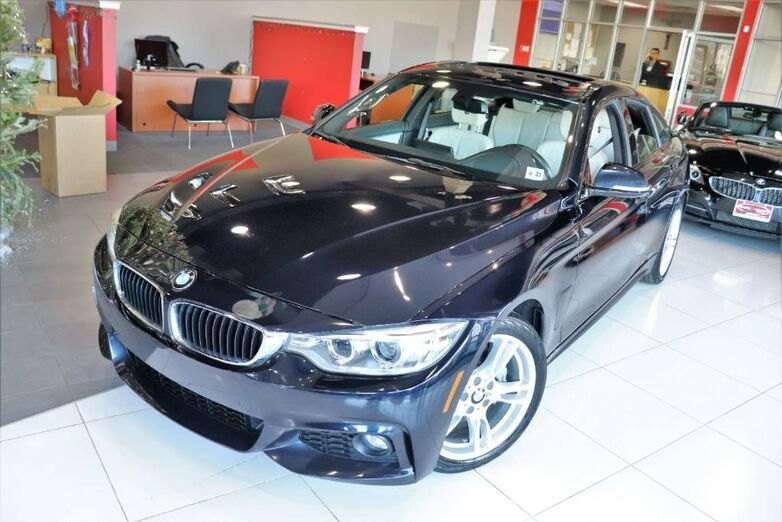 2016 BMW 4 Series 428i xDrive M Sport Premium Drivers Assist Technology Package 1 Owner Springfield NJ