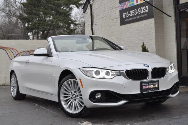 2016 BMW 4 Series 428i xDrive/MSRP $59,695/Driver Assist Pkg/Premium Pkg/Sport Line/Cold Weather Pkg/Comfort Access Pkg/Heated Seats/Navigation/Rear View Camera/Sport Seats/Xenon Headlights Nashville TN