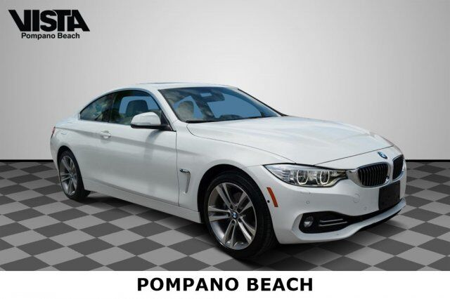 2016 BMW 4 Series 428i xDrive Pompano Beach FL