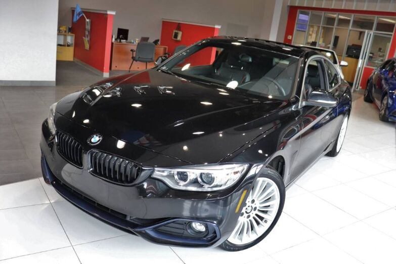 2016 BMW 4 Series 428i xDrive Premium Cold Weather Driving Assistance Package Navigation System Sunroof Backup Camera 1 Owner Springfield NJ