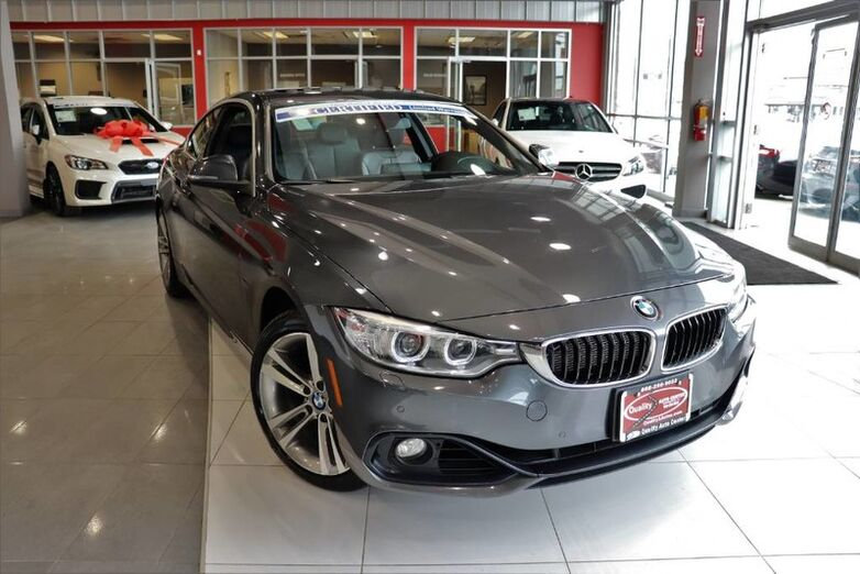 2016 BMW 4 Series 428i xDrive Sport Pkg - CARFAX Certified 1 Owner - No Accidents - Fully Serviced - QUALITY CERTIFIED up to 10 YEARS 100,000 MILE WARRANTY Springfield NJ
