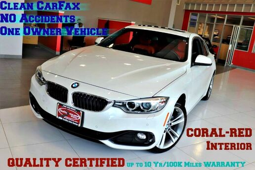 2016 BMW 4 Series 428i xDrive Springfield NJ