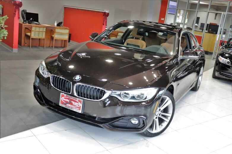 2016 BMW 4 Series 428i xDrive Technology Lighting Package Drivers Assist Plus Cold Weather Premium Navigation Sunroof 1 Owner Springfield NJ