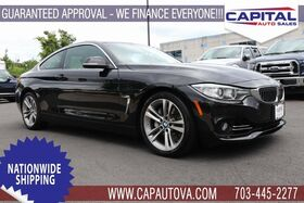 2016_BMW_4 Series_435i_ Chantilly VA