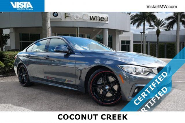2016 BMW 4 Series 435i Coconut Creek FL