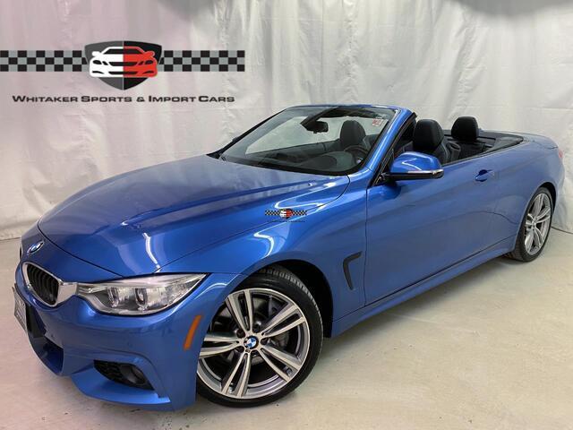 2016 BMW 4 Series 435i Conv MSport Technology Driver Assist Maplewood MN