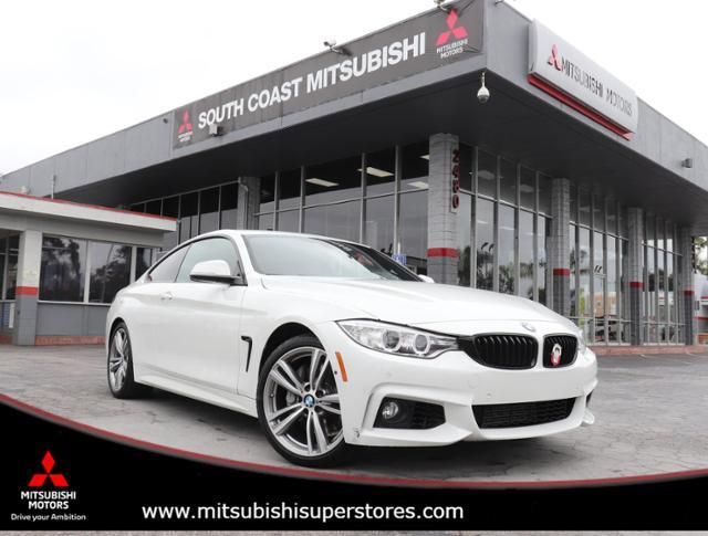 2016 BMW 4 Series 435i Costa Mesa CA