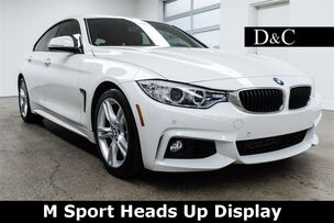 2016 BMW 4 Series 435i Gran Coupe M Sport Heads Up Display