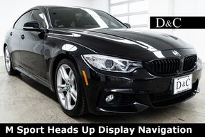 2016_BMW_4 Series_435i Gran Coupe M Sport Heads Up Display_ Portland OR