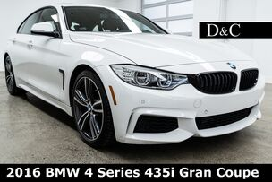 2016 BMW 4 Series 435i Gran Coupe M Sport Track Handling Heads Up Display