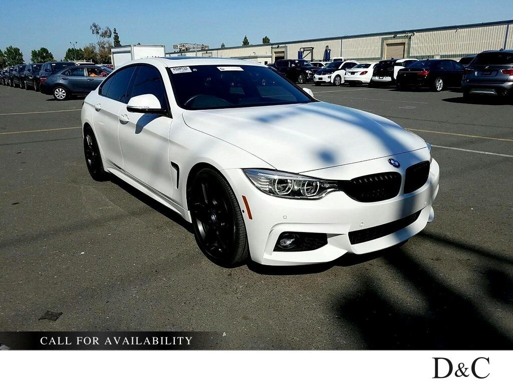 2016 Bmw 4 Series 435i Gran Coupe Portland Or 25748069