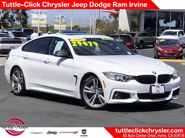 2016 BMW 4 Series 435i Irvine CA