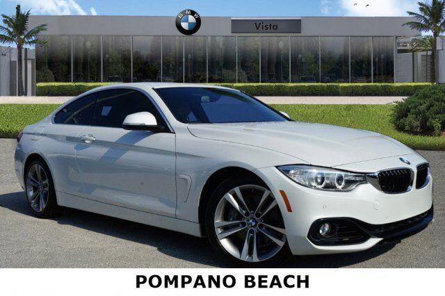 2016 BMW 4 Series 435i Pompano Beach FL